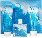 Ocean Pacific Blue 3 Piece Eau De Toilette Gift Set for Him