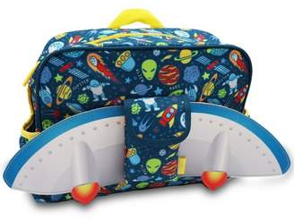 "Bixbee 10"" Kids' Backpack Outer Space Flyer"