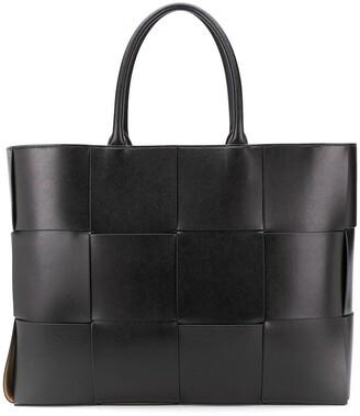 Bottega Veneta Maxi Weave Tote Bag