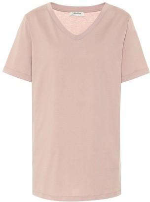 S Max Mara Dresda cotton-jersey T-shirt