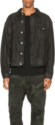 Ksubi Oh G Tainted Jacket in Black | FWRD