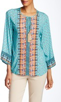 Insight Printed Blouse