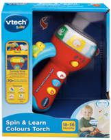 Vtech NEW Spin & Learn Colours Torch