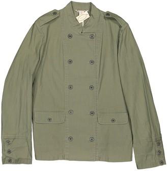 Bonpoint Khaki Cotton Jacket for Women