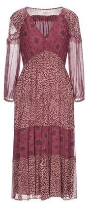 BA&SH 3/4 length dress