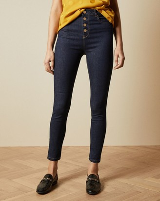 Ted Baker Button Detail Jeans