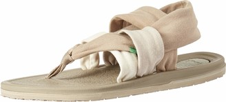 Sanuk Yoga Sling 3 Gradient Peyote/Turtledove 5 B (M)