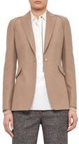 Akris Punto Women's Long Wool Blazer