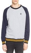 G Star Men's Malizo Varsity Sweatshirt