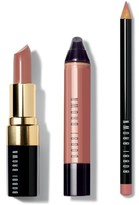 Bobbi Brown Nude Lip Trio - Nude