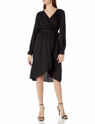 MinkPink Women's Marie Wrap Dress