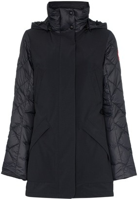 Canada Goose Berkeley quilted hooded jacket