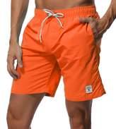 Orange Swim Trunks - ShopStyle Canada
