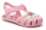 Zaxy Happy Rainbow Girls Toddler Jelly Sandal
