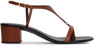 Giuseppe Zanotti Katharina leather sandals