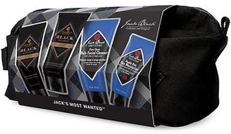 Jack Black Jack's Most Wanted 4-Piece Skincare Set - $97 Value