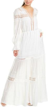 Self-Portrait Maxi Dress
