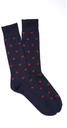 J.Mclaughlin Heart Socks