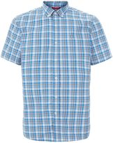 Victorinox Elevation Dobby S/s Check Shirt