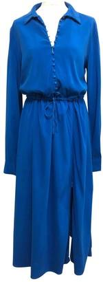 Gestuz Blue Viscose Dresses
