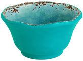 Pier 1 Imports Carmelo Melamine Dip Bowl - Aqua
