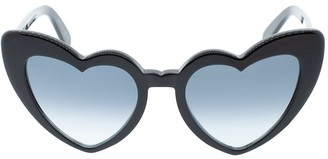 Saint Laurent Lou Lou Heart Sunglasses