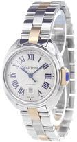 Cartier 'Clé' analog watch