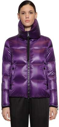 Moncler BANDAMA BRILLIANT NYLON DOWN JACKET