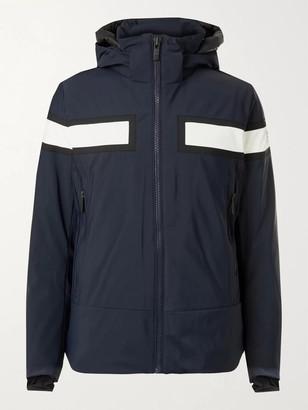 Fusalp Vianney Two-Tone Padded Hooded Ski Jacket