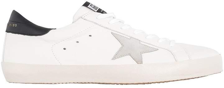 Golden Goose Superstar Sneakers White/black
