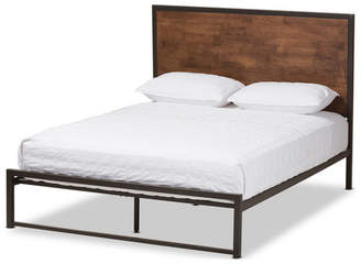 Design Studios Santa Coco Full Platform Bed