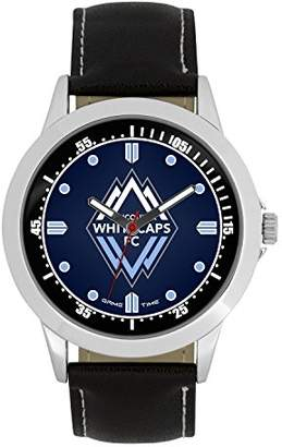 Game Time MLS Vancouver Whitecaps Mens Player Series Wrist Watch