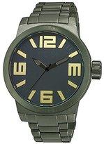 Kenneth Cole Reaction Unisex RK3243 Street Fashion Analog Display Japanese Quartz Grey Watch