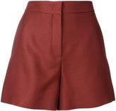 Emilio Pucci tailored high-waist shorts