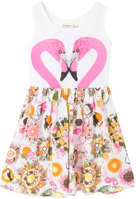 Desigual Girl's Vest_Trentin Dress