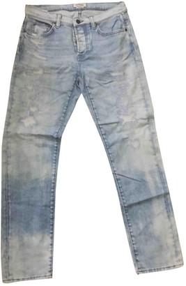 Roy Rogers Roy Roger's Blue Denim - Jeans Jeans for Women