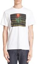 A.P.C. Men's La Rose Graphic T-Shirt