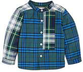 Burberry Boys' Argus Mixed Plaid Shirt - Baby