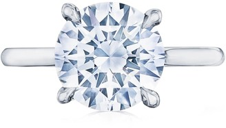 Kwiat Diamond Solitaire Platinum Ring