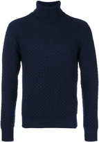 Eleventy roll neck jumper - men - Virgin Wool - M