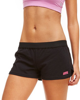 Soffe Black New Athletic Low-Rise Shorts