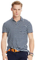 Polo Ralph Lauren Striped Indigo Jersey Polo