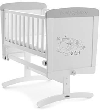 O Baby Disney Winnie the Pooh Gliding Crib, Dreams & Wishes
