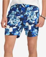 "Polo Ralph Lauren Men's 6"" Tropical-Print Swim Trunks"