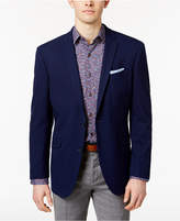 Kenneth Cole Reaction Men's Slim-Fit Techni-Cole Flex New Blue Sport Coat