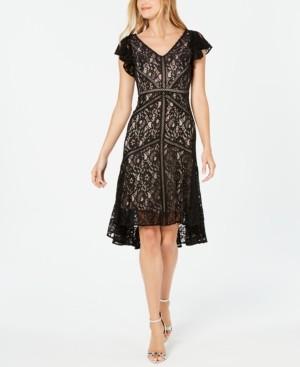 Taylor Lace A-Line Dress