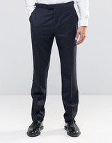 Reiss Pinstripe Pants In Slim Fit