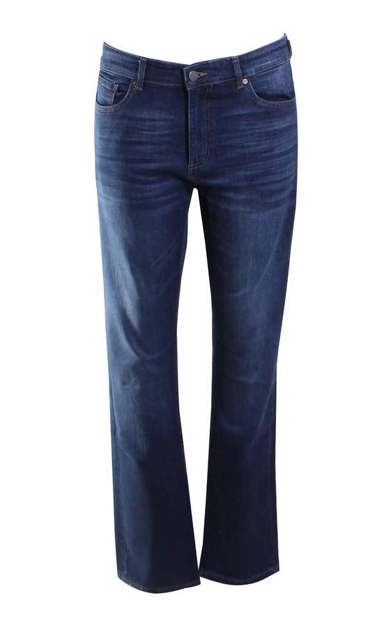 DL1961 Men's Russell Slim Straight Jean in Forge