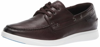 Kenneth Cole New York mens Rocketpod With Built in Comfort Technology Boat Shoe