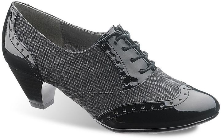 Hush Puppies Soft style by georgette oxford dress heels - women